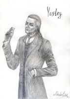 Yaxley. The Death Eater. by MadelineSlytherin