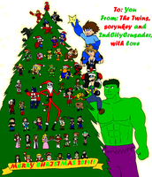 A Tree of Neverending Joy and Beyond! by soryukey
