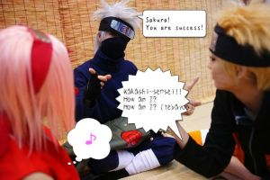 The lesson of Kakashi by SanetomoIjuin