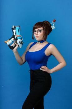 Mei cosplay by MissNoodles69