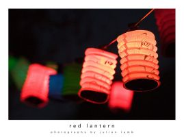 red lantern by droolz