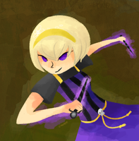 rose lalonde by heysoohee