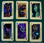 Clue Cybertron Ed.: -Suspects- by supergeek17