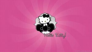 Wallpaper Hello Kitty by PrettyLadybug093
