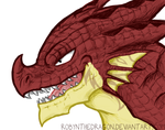 Igneel by RobynTheDragon