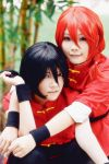 2 in 1 - Ranma Saotome by nyaomeimei