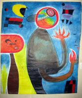 Reproduction of a Miro by death-dodger