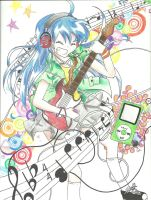 Feel the Music xD by sweetchiyo001