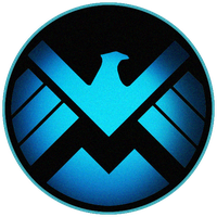 S.H.I.E.L.D Logo Icon by Obeyshi