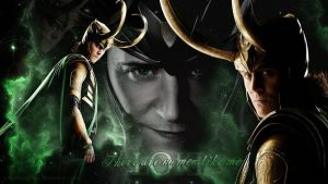 Loki: There are no men like me by carolmanachan