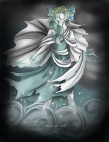 Neopets: Ritah The Siren by Blesses