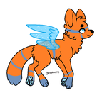 Wolf Adopt // 10 Points // closed by FireFox12345678910