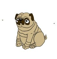 Little Pug animation by HanKai