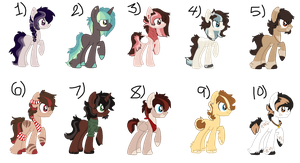 Country Song Based Adopts CLOSED by Pawscratch