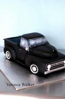 Ford F100 3D Cake by Verusca