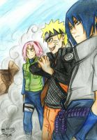 Team 7 Reborn ~ by Stray-Ink92