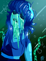 I am no longer Lapis Lazuli by DarknessAppend