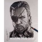 Metal Gear Solid V: The Phantom Pain 03/06 by ppleong