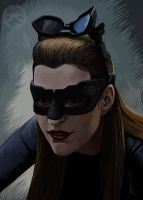 Catwoman by renegade21