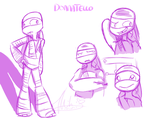 Donatello by Mikibaby94