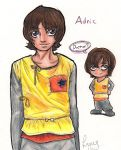 :.Adric 1st Attempt.: by LordOfPastries