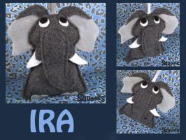Ira the Elephant by Squshies