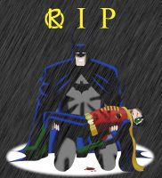 .: RIP Robin :. by Sincity2100