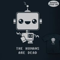The Distant Future - tee by InfinityWave