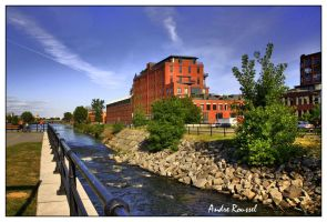 Lachine Canal..HDR by bellocqa