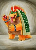 Bowser by Carbon-betamax