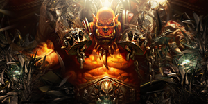Garrosh Hellscream by Tay-X