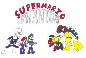 Super Mario Phantom cover by Xaolin26