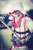 Ezio Cosplay by kimberlystudio