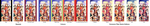 Love Hina v7 Wallpapers (Smartphones and Tablets) by DeverexDrawer