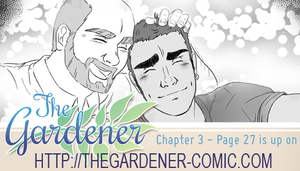 The gardener - Chapter 3 page 27 by Marc-G