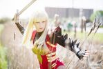 Phoenix Five Magik by gillykins