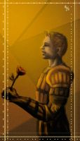 Alistair Tarot by polinaart1