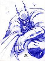 Batman Sketch by biroons