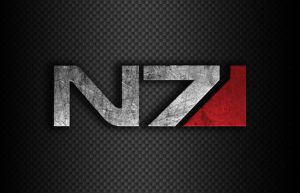 Mass Effect N7 by justinglen75