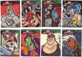 MM3 Sketch cards 3 of 5 by Gigatoast