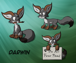 Darwin -- Contest Entry by Virmir