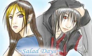 Salad Days -Realism XD by Tyshea