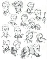 Dean Winchester by compoundbreadd