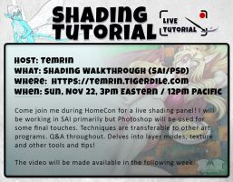 Shading Tutorial - Live Panel by Temrin