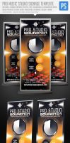 Pro Brochure Bundle Music Photo Art Edition by ShermanJackson