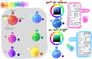 introduction to colouring by missmagikarp