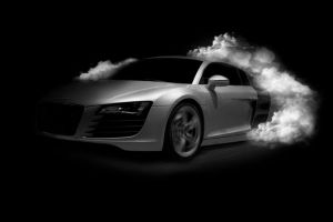 Audi R8 by Martinage