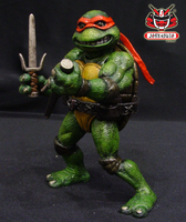 TMNT THE MOVIE 1990 REPAINT 08 by wongjoe82