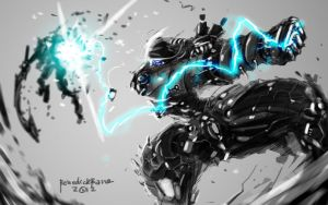 Lightning Dash by benedickbana