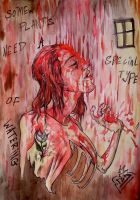Bloodshower by Soulstripper